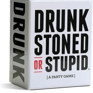Drunk Stoned or Stupid Party Card Game